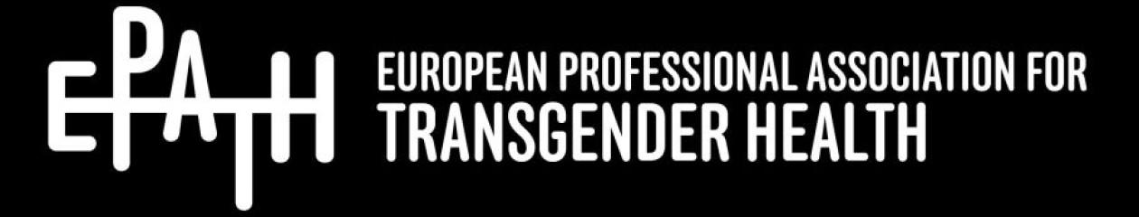 European professional association for transgender health